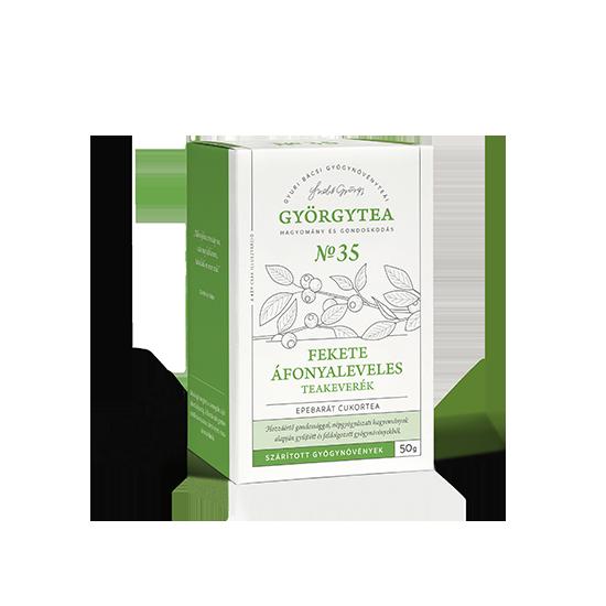 Fekete áfonyaleveles teakeverék (Epebarát cukortea) 50 g