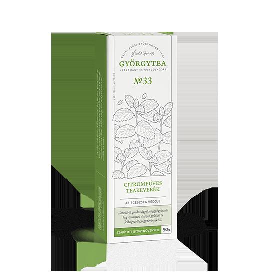 Citromfüves teakeverék (Az egészség védője)